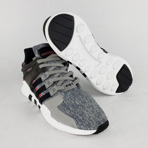 Adidas Originals EQT Support ADV Grey Pixel Shoe